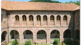 Claustro del monasterio de San Salvador, Urdax