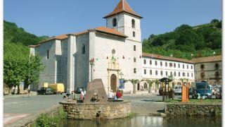 Monasterio de San Salvador, Urdax