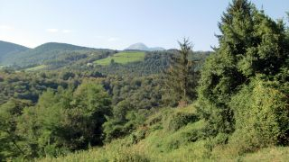Pic du Midi de Bigorre desde Uzer