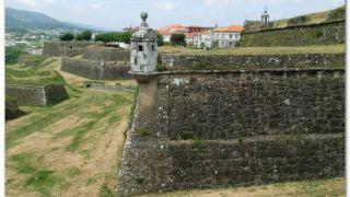 Murallas de la Fortaleza de Valença do Minho
