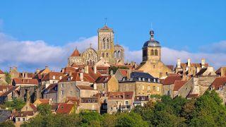 Casco antiguo de Vézelay