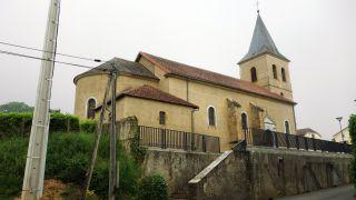 Iglesia de Vidouze