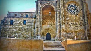Iglesia de Santa María la Blanca, Villalcázar de Sirga