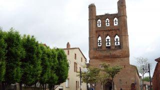 Iglesia de Nôtre-Dame-de-l'Assomption, Villefranche-de-Lauragais
