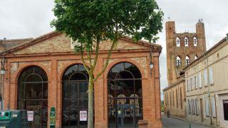 Les Halles, Villefranche-de-Lauragais