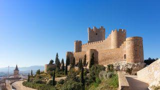 Castillo de la Atalaya, Villena