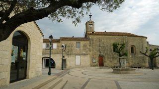 Place de l'Église, Villetelle