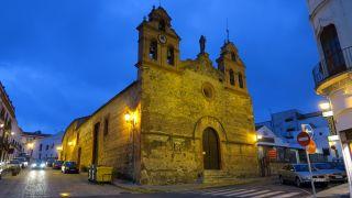 Parroquia de la Virgen del Carmen, Aracena