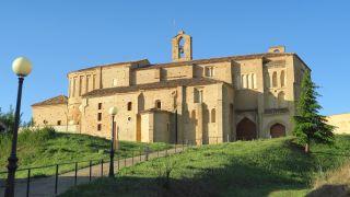 Santuario de la Virgen Peregrina en Sahagún