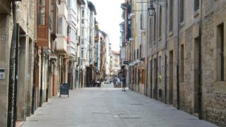 Calle Cuchillería, Vitoria