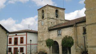 Iglesia de Santa Lucía, Zambrana