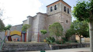 Iglesia de San Andrés, Zuñeda