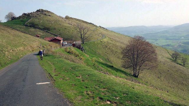 Camino de Santiago saint jean roncesvalles por orisson