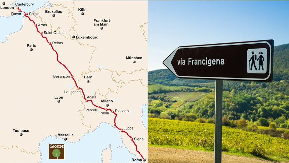 Vía Francígena