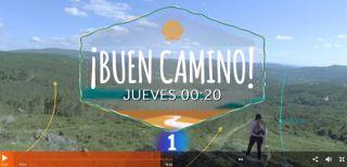 Imagen promocional de la serie Buen Camino, de TVE