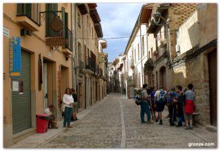 Albergue de peregrinos en Estella