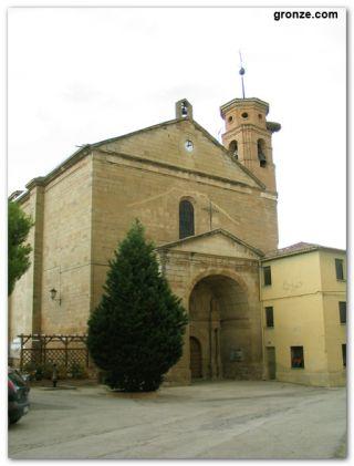 Iglesia de Santa María de la Asunción, Alcanadre