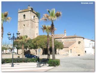 Iglesia de San Martín, Aldea del Cano