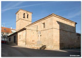 Iglesia de Aldeaseca de la Armuña