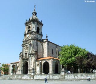 Iglesia de San Martín de Tours, Andoain
