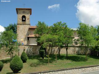 Iglesia de Santa Columba, Argandoña