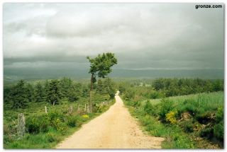 De camino a Aumont Aubrac