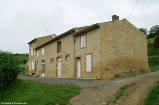 Grand Val, entre Avignonet-Lauragais y Villefranche-de-Lauragais