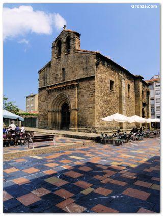 Iglesia Vieja de Sabugo, Avilés