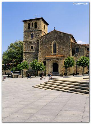 Iglesia de San Nicolás de Bari, Avilés