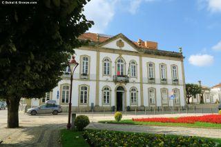 Ayuntamiento en Albergaria-a-Velha