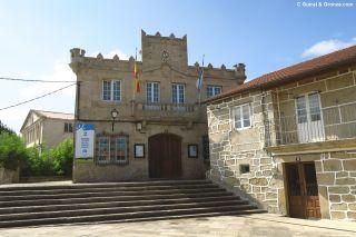 Casa do Concello, Rodeiro