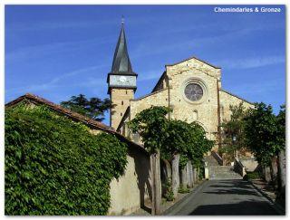 La iglesia de Barran