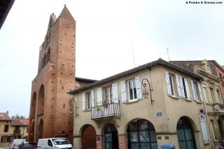 Iglesia de Saint-Étienne, Baziège