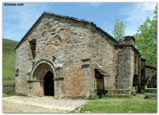 Monasterio-hospital de Santa María, Belate