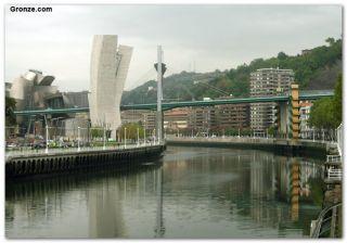 El Guggenheim, Bilbao