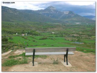 Vista desde el Fosal Viejo, Bolea