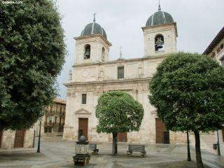 Iglesia de Santa María la Mayor, Briviesca