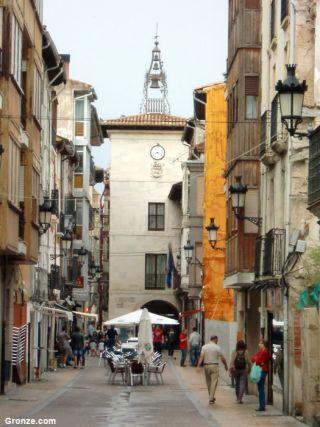 Torre del Palacio de los Soto Guzmán, Briviesca