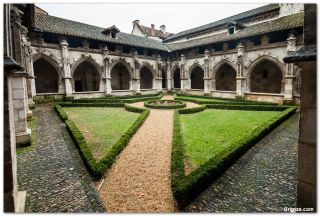 Claustro de la catedral de Cahors