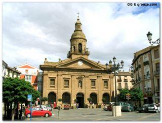 Iglesia de Santiago, Calahorra