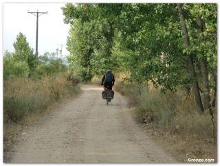 De camino a Calzadilla de Tera