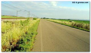 De camino a Castejón