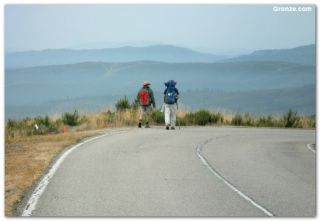 De camino a Campobecerros
