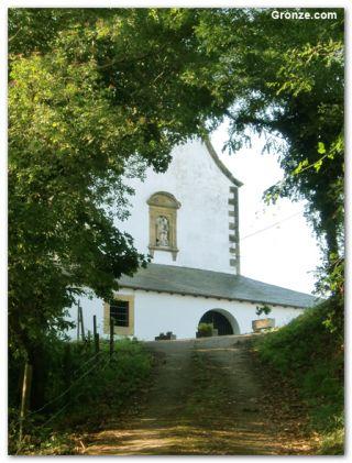Iglesia de San Miguel de Canero