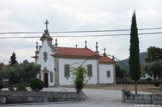 Capela de Nossa Senhora ao pé da Cruz, Almargem