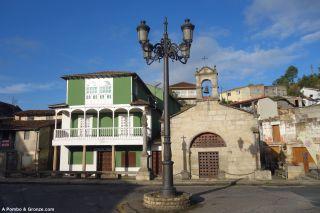 Capilla de San Lázaro, Verín