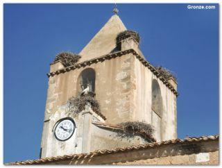 Campanario de la iglesia de Nuestra Señora de la Asunción, Casas de Don Antonio