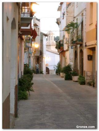 Barrio de La Muela, Caspe