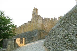 Castillo templario de Tomar