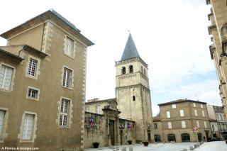 Antigua catedral Saint-Benoît, Castres